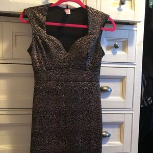 Dresses & Skirts - *3 FOR $10* Glitter fitted dress size S